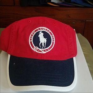 Ralph Lauren Polo VTG ball cap New🇺🇸